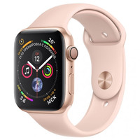 Apple Watch Series 4 44mm Rose Gold Aluminium Case Sport Band iPoster.ua