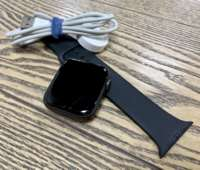 Apple Watch Series 4 44mm Space Gray Aluminium Case Sport Band БУ iPoster.ua