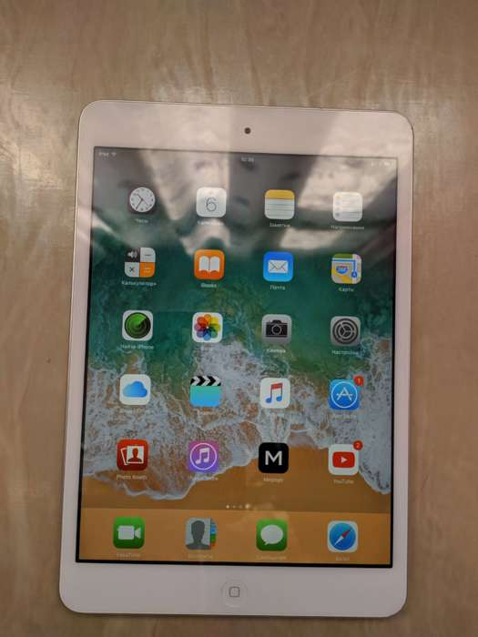 iPad mini 1 16GB White Wi-Fi БУ iPoster.ua