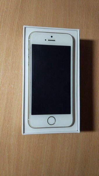 iPhone 5s 16GB Gold iPoster.ua