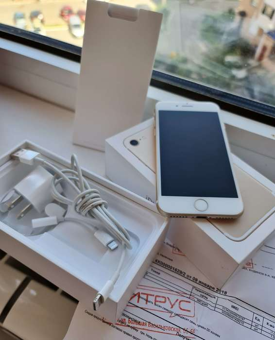 iPhone 7 32GB Gold БУ iPoster.ua