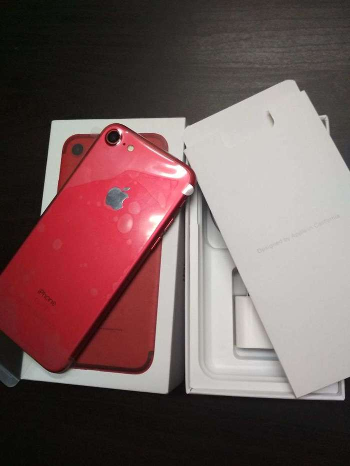 iPhone 7 32GB (PRODUCT)RED iPoster.ua