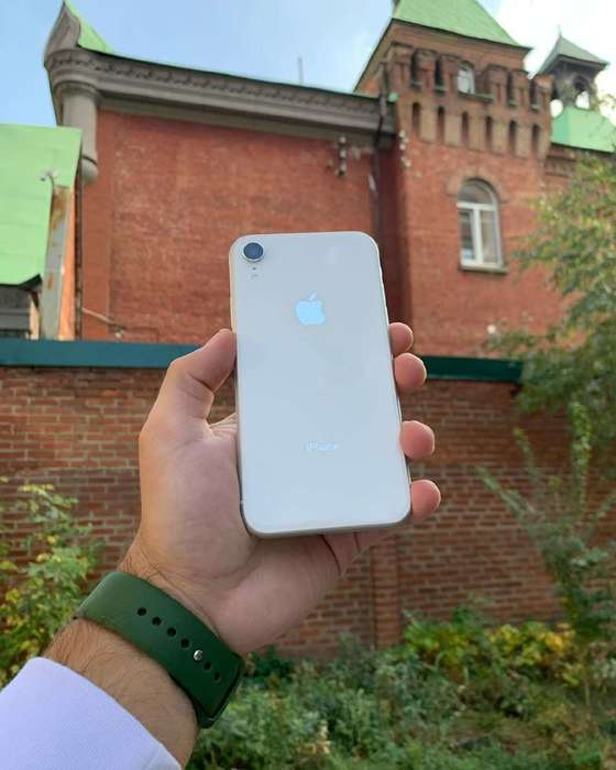 iPhone Xr 128GB White БУ iPoster.ua