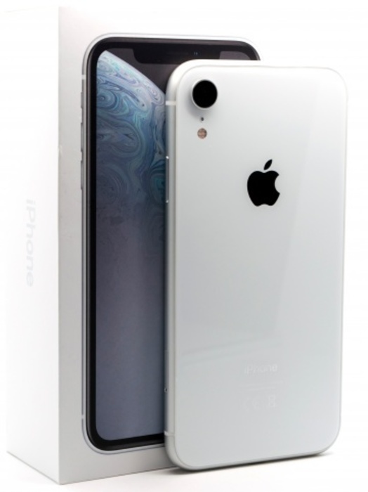iPhone Xr 256GB White БУ iPoster.ua