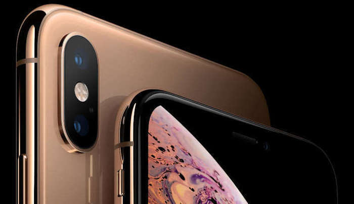 iPhone Xs 512GB Gold iPoster.ua