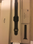 Apple Watch Series 3 38mm Silver Aluminium Case Sport Band БУ iPoster.ua