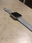 Apple Watch Series 3 42mm Silver Aluminium Case Sport Band БУ iPoster.ua