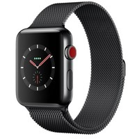 Apple Watch Series 3 42mm Space Gray Stainless Steel Case Stainless Steel Band iPoster.ua