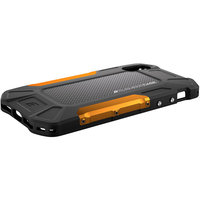 Element Case Formula Black/Orange (EMT-322-175EY-01) for iPhone X iPoster.ua
