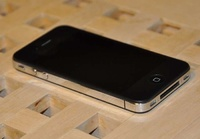 iPhone 4 8GB Black БУ iPoster.ua