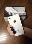 iPhone 4 8GB White БУ iPoster.ua