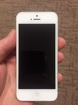 iPhone 5 32GB White БУ iPoster.ua