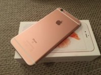 iPhone 6s Plus 32GB Rose Gold БУ iPoster.ua