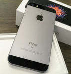 iPhone SE 16GB Space Gray iPoster.ua
