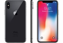 iPhone X 256 GB Silver iPoster.ua