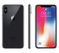 iPhone X 256 GB Space Gray iPoster.ua