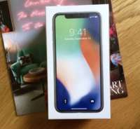 iPhone X 64GB Silver БУ iPoster.ua