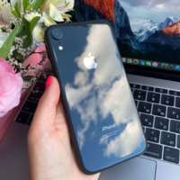 iPhone Xr 64GB Black БУ iPoster.ua
