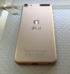 iPod Touch 6 128GB Gold БУ iPoster.ua