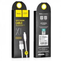 Кабель Hoco Rapid Charging Lightning to USB X1 для iPhone \ iPad iPoster.ua