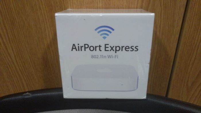 AirPort Express  iPoster.ua