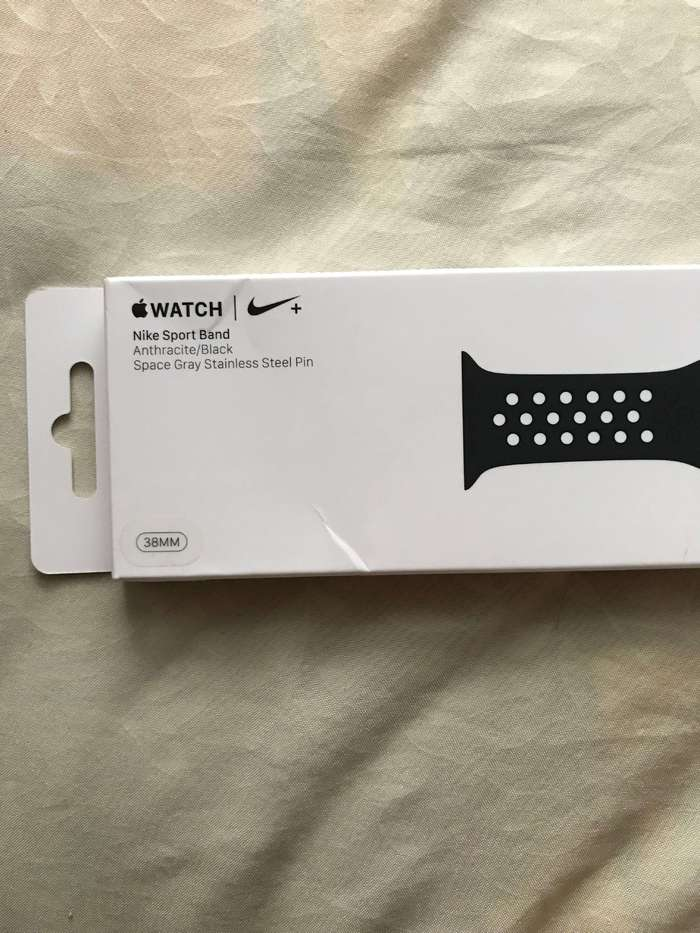 Apple Watch Nike Sport band 38 mm iPoster.ua