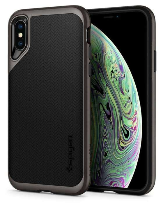 Чехол Spigen для iPhone XS; чехол для iPhone X; чехол iPhone XS Max iPoster.ua