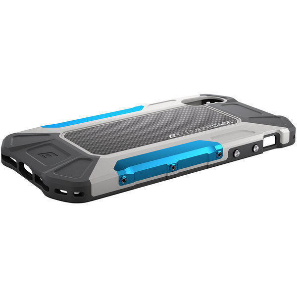 Element Case Formula Grey/Blue (EMT-322-175EY-02) for iPhone X iPoster.ua