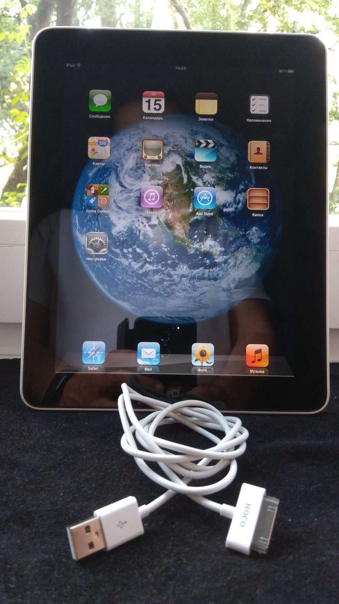 iPad 1 16 GB Wi-Fi БУ iPoster.ua