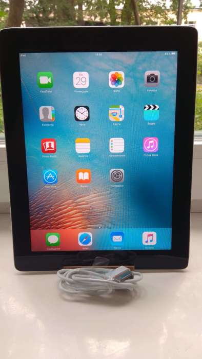 iPad 2 16GB Black Wi-Fi БУ iPoster.ua