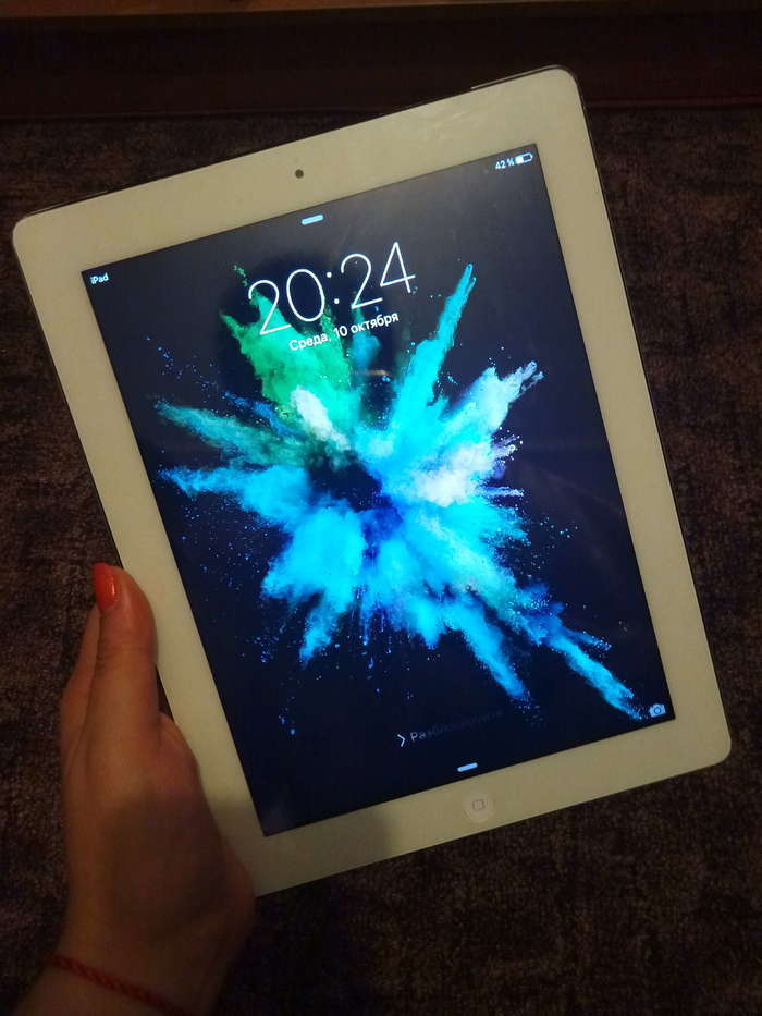 iPad 2 16GB White Wi-Fi БУ iPoster.ua