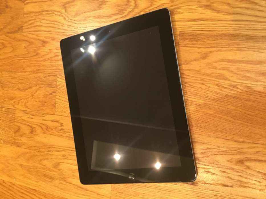 iPad 2 32GB Black Wi-Fi БУ iPoster.ua