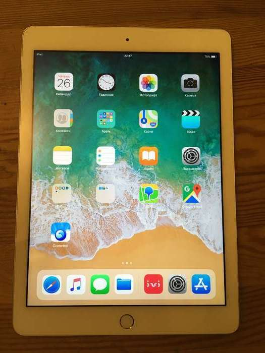 iPad (2017) 32 GB Silver Wi-Fi БУ iPoster.ua