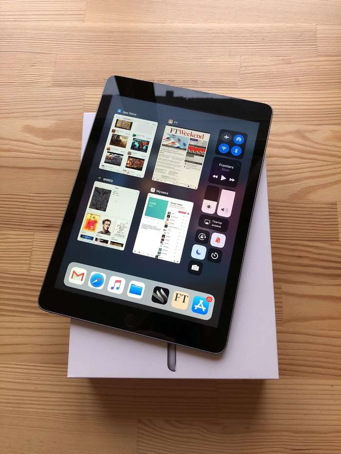 iPad (2017) 32 GB Space Gray Wi-Fi БУ iPoster.ua