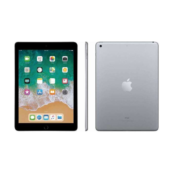 iPad (2018) 32 GB Space Gray Wi-Fi iPoster.ua