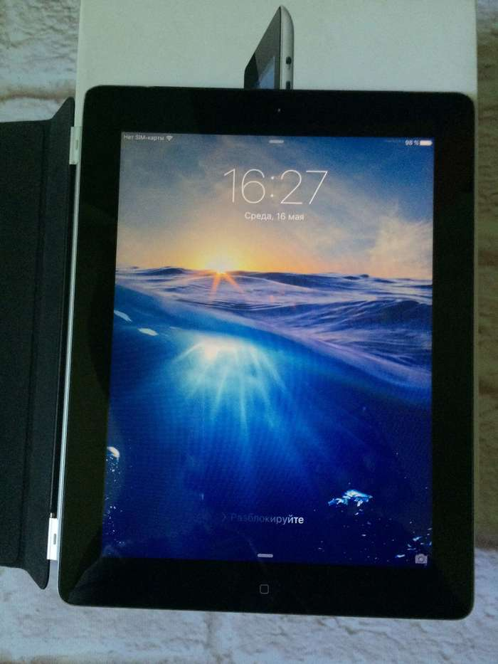 iPad 3 64 GB Black Wi-Fi + Cellular БУ iPoster.ua