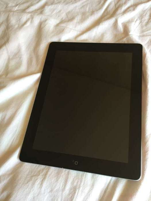 iPad 4 32 GB Black Wi-Fi + Cellular БУ iPoster.ua