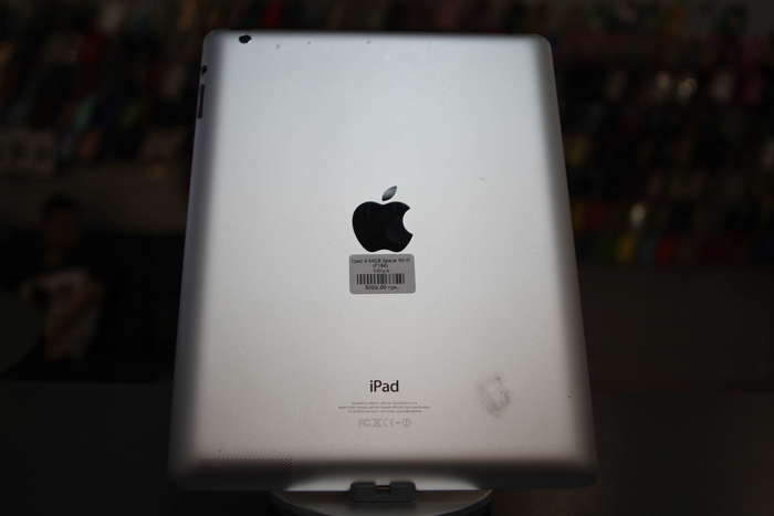 iPad 4 64 GB Black Wi-Fi БУ iPoster.ua