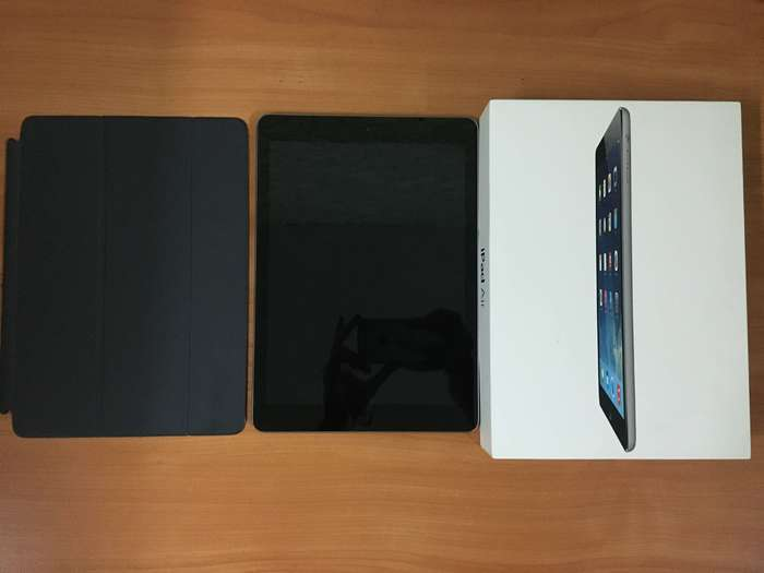 iPad Air 1 32 GB Space Gray Wi-Fi БУ iPoster.ua