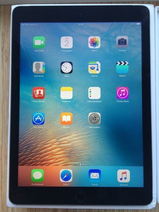 iPad Air 1 32GB Space Gray Wi-Fi + Cellular БУ iPoster.ua