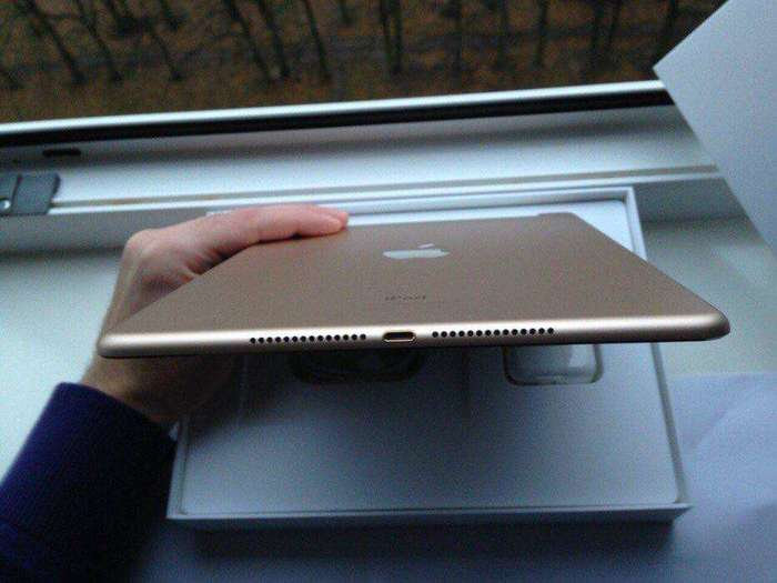 iPad Air 2 16 GB Gold Wi-Fi + Cellular БУ iPoster.ua