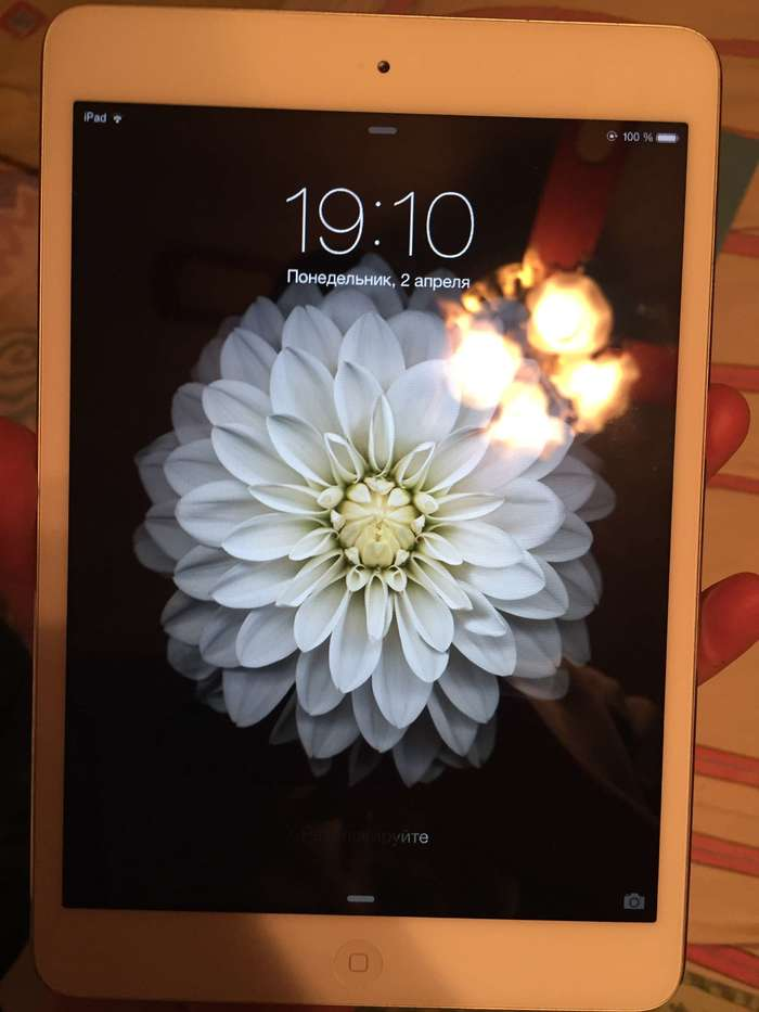iPad mini 1 16 GB Silver Wi-Fi БУ iPoster.ua