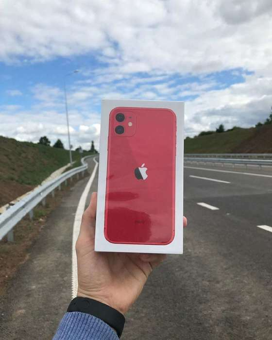 iPhone 11 128GB (PRODUCT)RED iPoster.ua