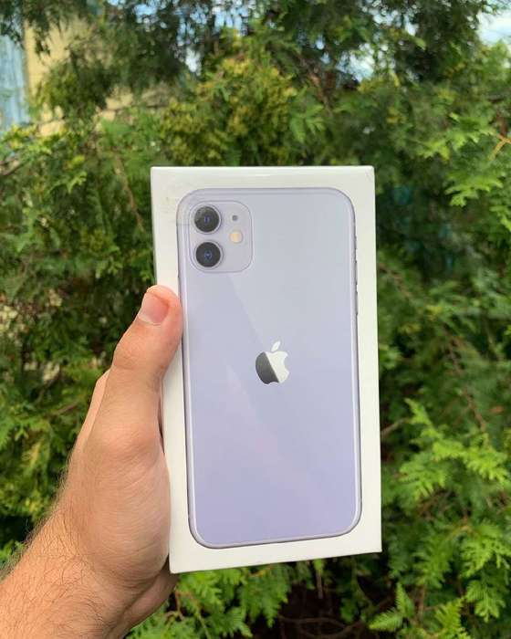 iPhone 11 128GB Purple iPoster.ua