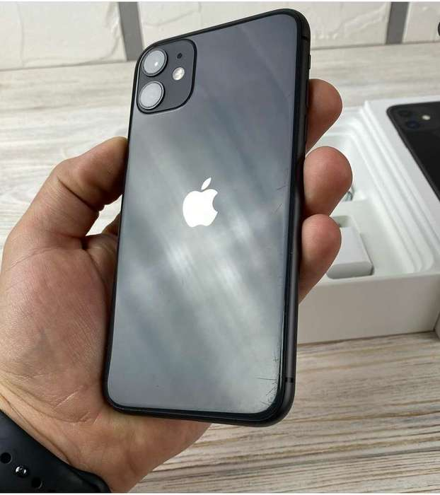 iPhone 11 64GB Black БУ iPoster.ua