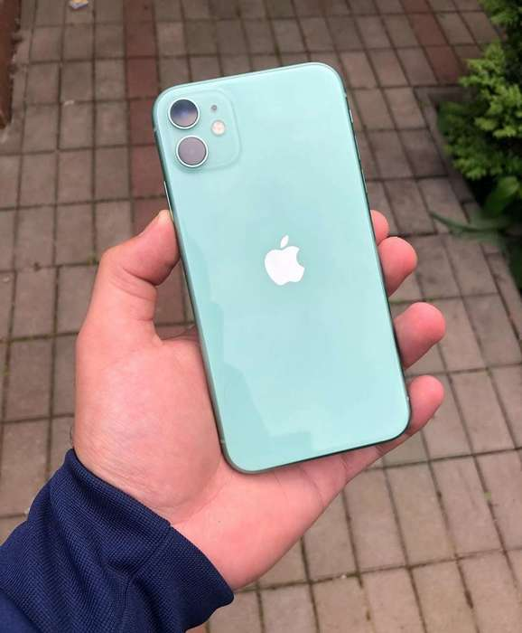 iPhone 11 64GB Green БУ iPoster.ua