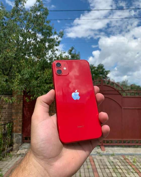 iPhone 11 64GB (PRODUCT)RED БУ iPoster.ua