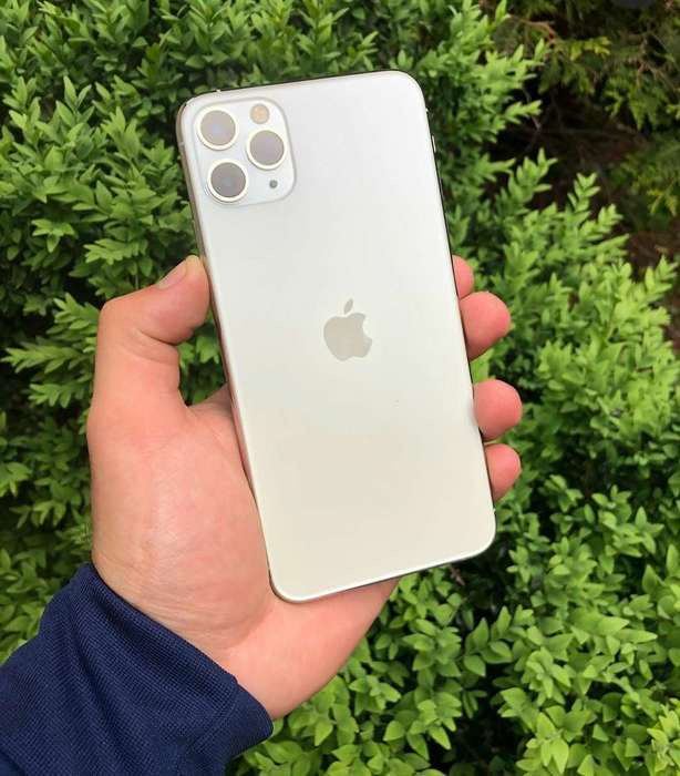 iPhone 11 Pro Max 64GB Silver БУ iPoster.ua