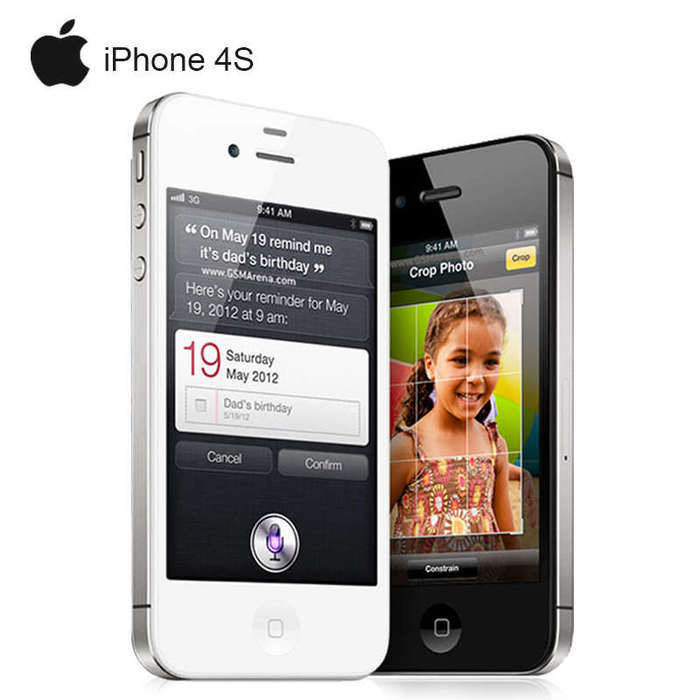 iPhone 4s 16 GB Black iPoster.ua