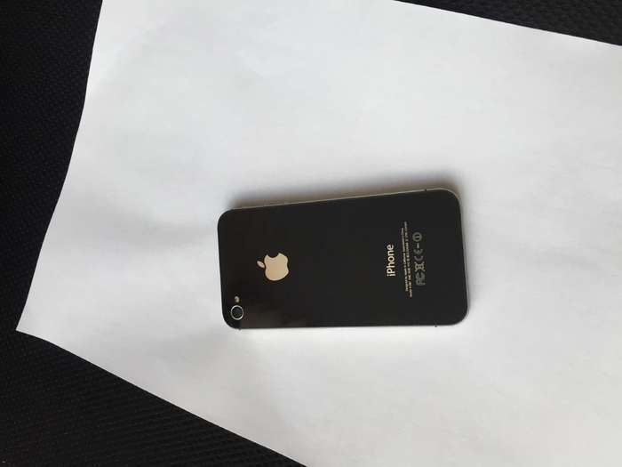 iPhone 4s 16 GB Black БУ iPoster.ua